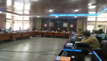 DPRD Babel Duduk Bareng Bupati/Walikota Diskusi Raperda RZWP3K