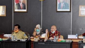 DPRD Babel Setujui Anggaran Rp 27 Miliar Untuk Penanganan Covid-19