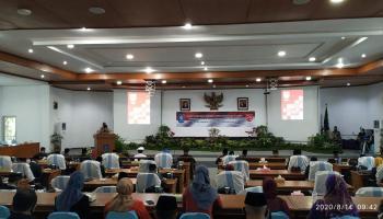 DPRD Bangka Gelar Rapat Paripurna Istimewa Dengarkan Pidato Kenegaraan Presiden RI