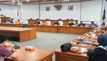 DPRD Bangka Gelar RDP Bahas Kontra Tambak Udang Milik PT. BHL
