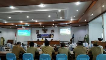 DPRD Bangka Gelar Silaturahmi dan Tausiah Rahmatan Lil Al-Amin