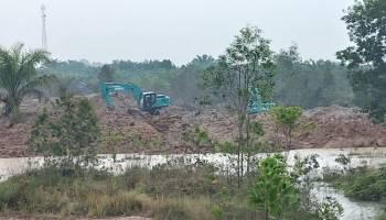 DPRD Basel Ingatkan Penambang Untuk Tidak Menambang di Lokasi Terlarang