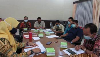 DPRD Bateng dan Disperindag Babel Duduk Bersama Cari Solusi Permasalahan Gas 3 Kg