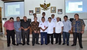 DPRD Belitung Belajar Administrasi Aset ke Pemkab Bangka