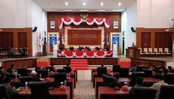 DPRD Beri Rekomendasi kepada Gubernur Bangka Belitung