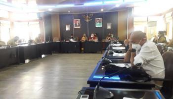 DPRD dan Eksekutif Kembali Bahas Penggunaan Anggaran Penanganan Covid-19