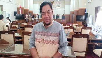 DPRD Minta Pemkot Pangkalpinang Tata Kawasan Pantai Pasir Padi