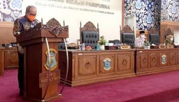 DPRD Pangkalpinang Setujui Raperda Perlindungan Perempuan dan Pengarusutamaan Gender