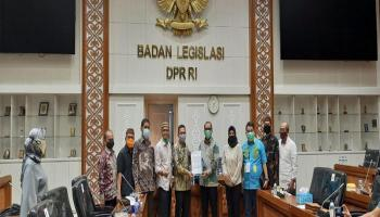 DPRD Sampaikan Suara Penolakan Masyarakat Babel Terhadap RUU HIP ke DPR RI