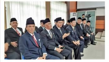 Dua Bulan Dijabat  PLT, Kemenag Bangka Tengah Miliki Kepala Kantor Baru