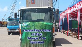 Dua Komoditas Bangka Belitung Kembali Berlaga di Pasar Ekspor