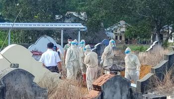 Dua Pasien Covid-19 di Kabupaten Bangka Meninggal