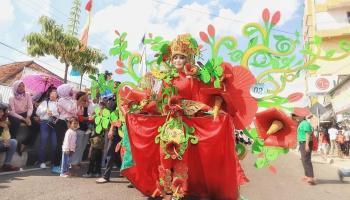 Dua Periode Memimpin, Justiar Noer Promosikan Bangka Selatan Lewat Pariwisata