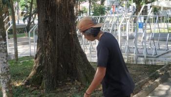Dua Remaja Pelaku Vandalisme Dikenakan Sanksi Sosial Satu Bulan
