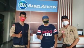 Dua Sahabat Tuna Rungu Ini Pengen Keliling Indonesia, Kuswanto Sudah Mulai 2004