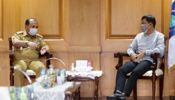 Duet Ombudsman dan Pemprov Babel Tingkatkan Kualitas Pelayanan Publik