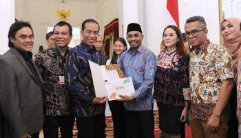 Duka Mendalam Jokowi Untuk Kepulangan Musisi Berbakat Indonesia Glenn Fredly
