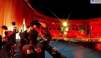 Dukung Kontingen Babel di PON XX, Direksi PT Timah Tbk Saksikan Langsung Pertandingan di Papua