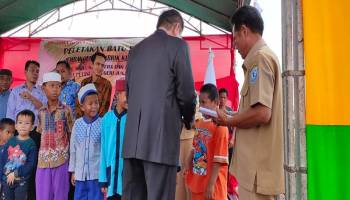 Dukung Pembangunan Pabrik CPO, Kades Jeriji Ucapkan Terima Kasih kepada Pemkab dan Kejari Bangka Selatan