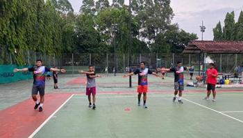 Dukung Prestasi Atlet Tenis di PON XX Papua, PT Timah Tbk Salurkan Bantuan Operasional Pelatda ke Pelti