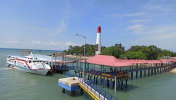 Dukung Surat Edaran Gubernur Babel, Ekspress Bahari Hentikan Sementara Operasional Penyeberangan Palembang Muntok