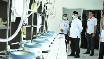Dukung Tata Niaga Lada, UPTD Balai Pengujian dan Sertifikasi Mutu Barang Harus Ditingkatkan