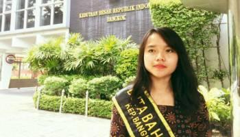 Duta Bahasa Bangka Belitung Ikut Pertukaran Budaya di Jerman
