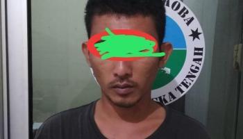Edar Narkoba Jenis Sabu, Pemuda Warga Koba Diringkus Tim Satresnarkoba Polres Bateng