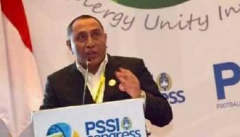 Edy Rahmayadi Mundur dari Ketua Umum PSSI, Joko Driyono Naik Jabatan