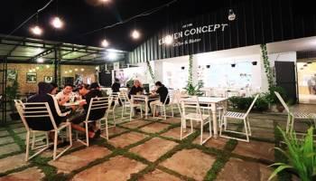 Eleven Concept Tawarkan Menu Tradisional Hingga Barat