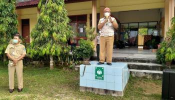 Empat Guru SMA Negeri 1 Sungailiat Terkonfirmasi Covid-19