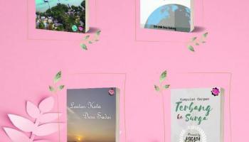 Empat Sekawan Rintis Penerbitan AT Press Bangka, dari Suka Menulis Kini Dirikan Penerbitan Buku