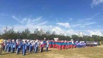 Enam Peserta Ramaikan Festival Olahraga Tradisional 2018