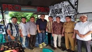 Enam Pimpinan Parpol Bertemu untuk Ujudkan Pilkada Bateng Kondusif