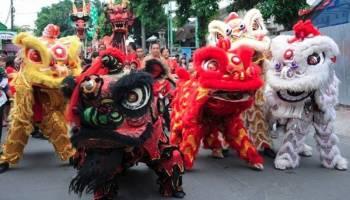 Etnis Tionghoa Bangka Tengah Jaga Tradisi