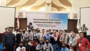 Fauzi Trisana Kembali Tepilih Sebagai Ketua Umum IKT