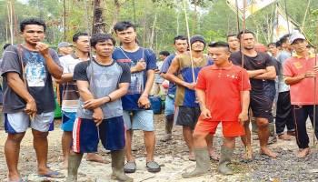 Festival Nirok Badau ,Upaya Melestarikan Tradisi Lampau