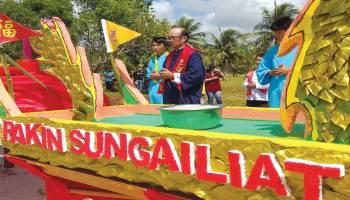 Festival Peh Cun 2018 Tradisi Mengenang Jasa Menteri Qu Yuan