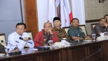Forkopimda Kota Pangkalpinang Kunjungan Kerja ke Kota Bogor