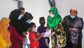 Forum Kite Behao Santuni Anak Yatim Jelang Ramadhan