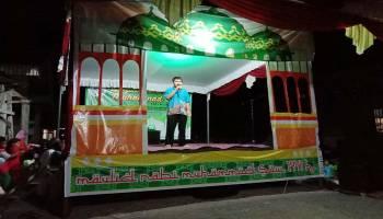 Forum Pemuda Tanjung Ratu Bersama Pemdes Rebo Peringati Maulid Nabi, Ini Rangkaiannya