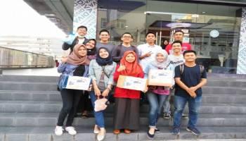 Foto-Foto Aksi Baik Babel Gelar Charity On The Road di Jalanan Pangkalpinang