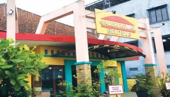 Galeri KUMKM Etalase Bagi Produk Ekonomi Kreatif Belitung
