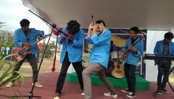 Gali Kreativitas Tarik Suara, Art Zone ke 4 Gelar UBB Idol