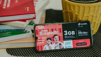 Gandeng Aplikasi Belajar Online, Telkomsel Luncurkan Paket Ilmupedia Akselerasikan Potensi Anak Muda dalam Ekosistem Pendidikan Berbasis Digital