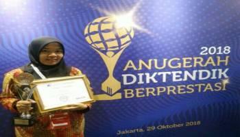Gara-Gara Juara Dua Pengelola Keuangan Terbaik Perguruan Tinggi se Indonesia, Nelly Akhirnya Dapat Rp 25 Juta