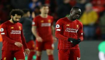 Gara - Gara Virus Corona, Liverpool Terancam Perpanjang Rekor 31 Tahun Tanpa Juara Liga
