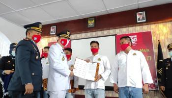 Gebrak Masker, Menjadi Awal Peringatan Kemerdekaan di Bangka Barat