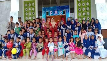 Gelar FAS 2019, LDII Bateng Persiapkan Generasi Profesional Religius Sejak Dini