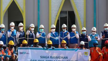 Gelar Pasukan Siaga Ramadhan, PLN Babel Terjunkan 658 Petugas
